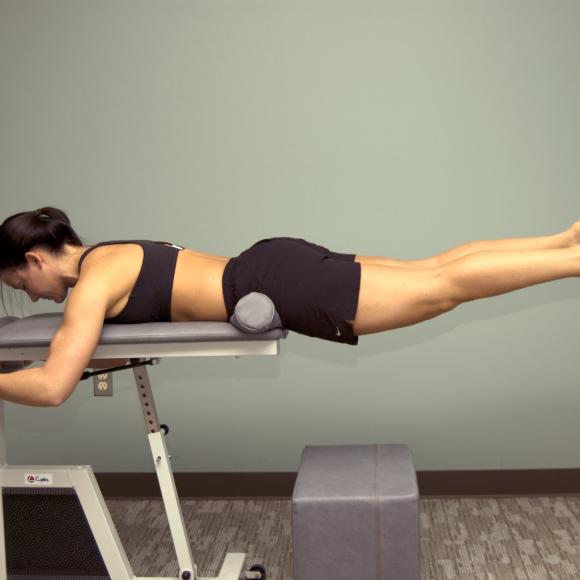 STEP 4 Lumbar and Thoracic Spine